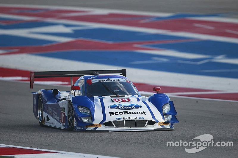 Pruett looks to save disappointing season with COTA pole