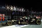 Grosjean confiant malgré des essais libres inquiétants