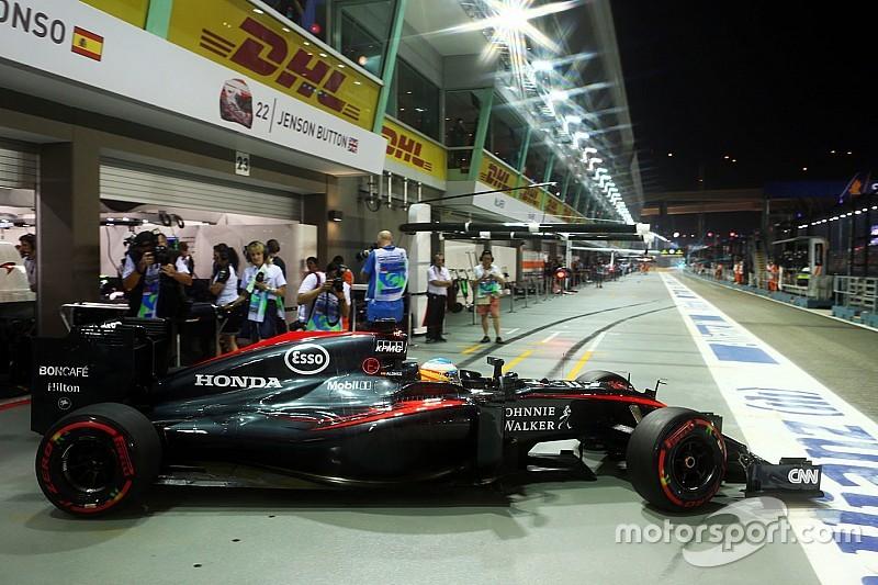 Para Alonso, McLaren vive el mejor fin de semana del año