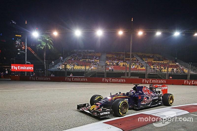 Verstappen está contento por sobrepasar a los Force India