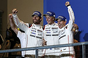 WEC Race report Austin WEC: Webber wins again after late drama at Porsche