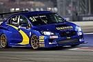 15° posto per Luca Rangoni con la Subaru WRX STI