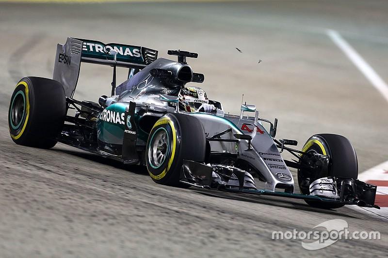 Анализ: есть ли логика в поражении Mercedes?