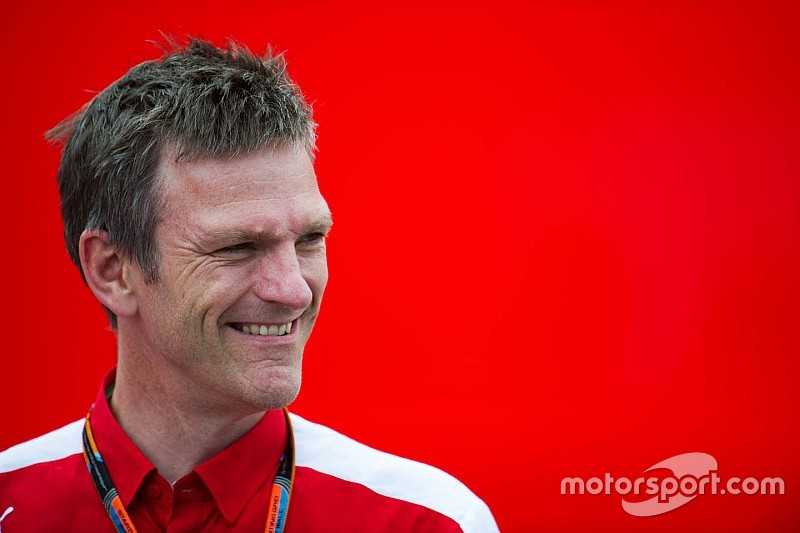 James Allison admitió que no hubo calma en el box