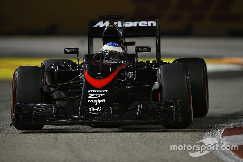 Alonso cree que pudo sumar puntos