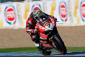 WSBK Résumé de course Chaz Davies pensait qu'il aurait du mal à gagner à Jerez
