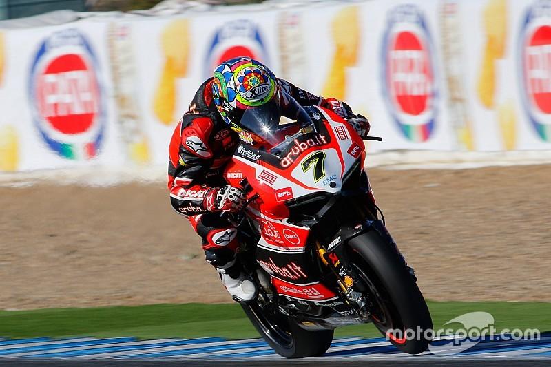 Chaz Davies pensait qu'il aurait du mal à gagner à Jerez