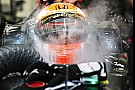 Button fume contre Maldonado -