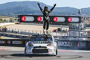 رالي كروس تقرير السباق بيتر سولبرغ يكمل سلسلة انتصاراته متصدراً الترتيب العام للسائقين