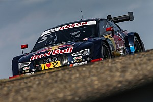 DTM Preview Important DTM weekend for Audi