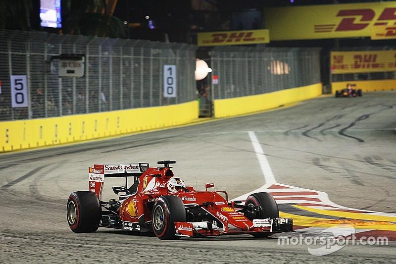 """Vettel: """"Suzuka è uno dei miei tracciati preferiti"""""""