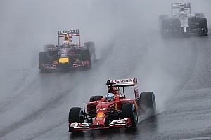Formule 1 Actualités Le GP du Japon du point de vue stratégique
