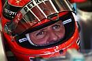 Michael Schumacher pesa menos de 45 kilos