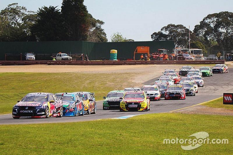 V8-Supercars stellen Rennkalender für Saison 2016 vor