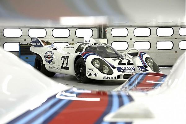 Vintage Porsche provides new services for historic motorsport