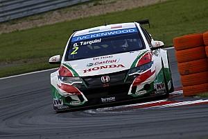 WTCC Testing report Shanghai WTCC: Tarquini leads Honda 1-2 in Friday test