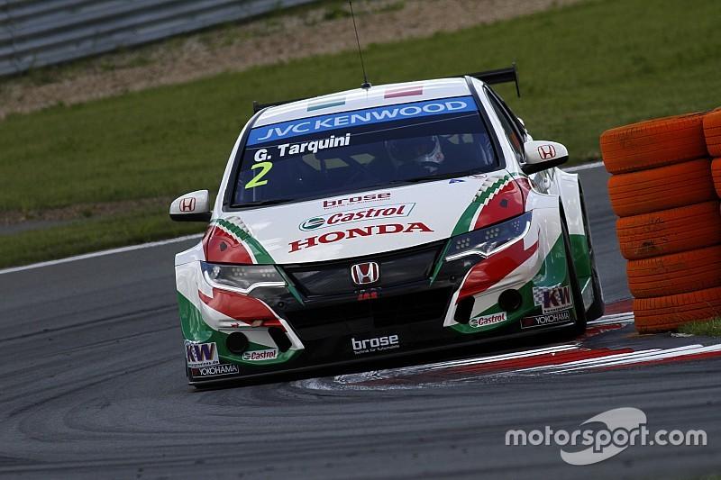 Shanghai WTCC: Tarquini leads Honda 1-2 in Friday test