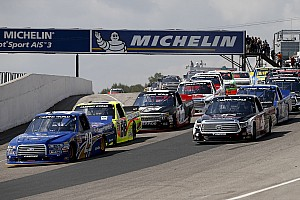 NASCAR Truck Preview Looking back, ahead of NASCAR's 500th Truck race