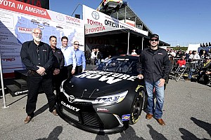 NASCAR Cup Breaking news Furniture Row leaving Chevrolet, to join Toyota camp in 2016