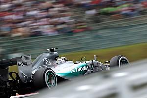 Formula 1 Prove libere Suzuka, Libere 3: le Mercedes tornano a far paura
