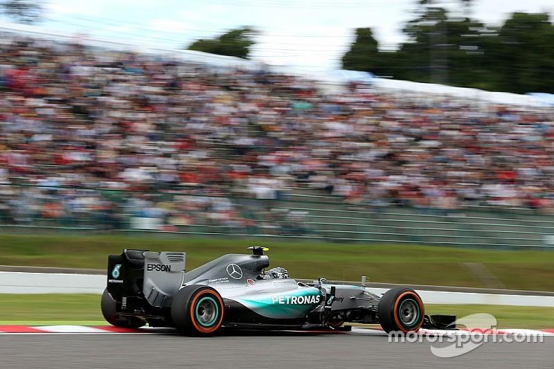 """Rosberg - """"Je suis confiant pour la course"""""""