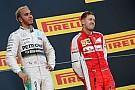 Vettel considera que pudo haber ganado el segundo sitio