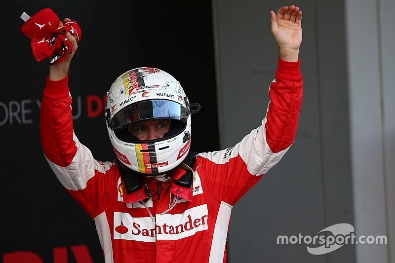 Vettel acha que segundo era possível se parasse uma volta antes