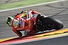 Iannone se rapproche de Márquez au Championnat