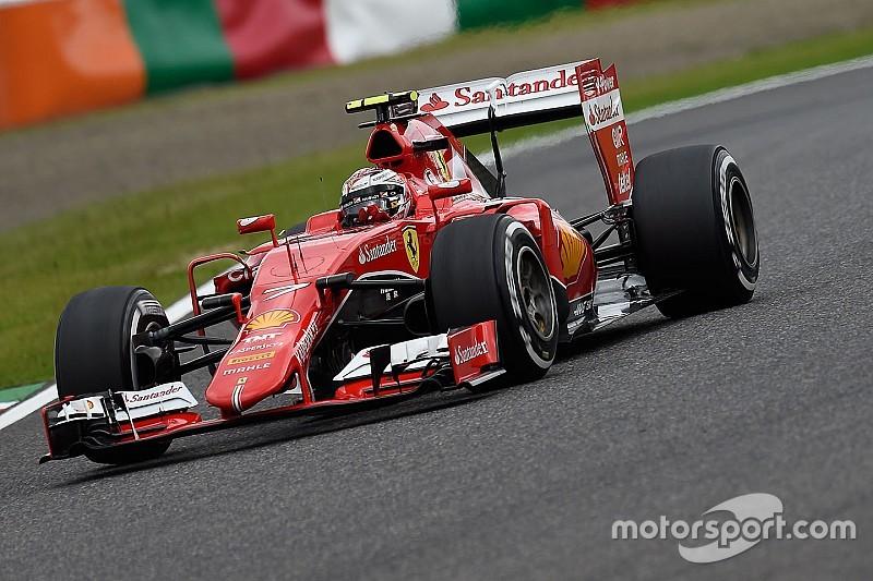 Ferrari sorprendido por su rendimiento, dice Raikkonen