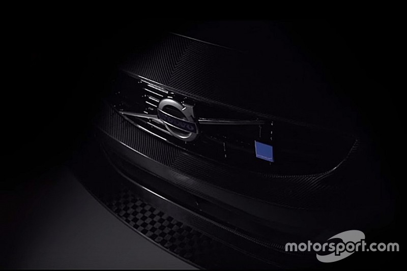 Volvo Polestar Racing shows teaser video of new touring car