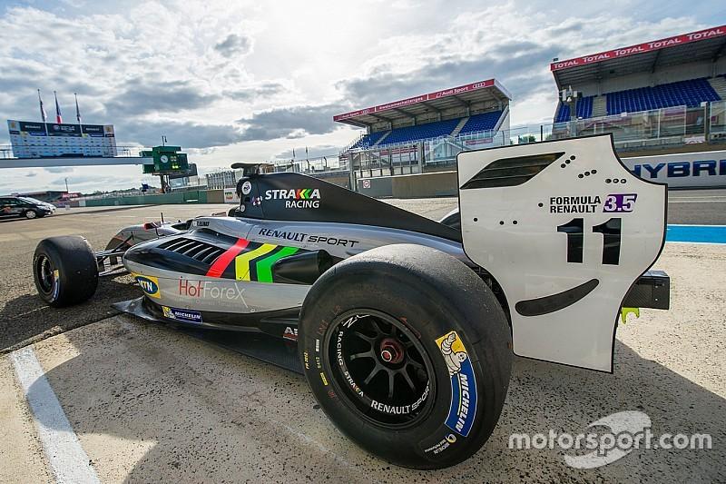 Michelin s'assure une présence en monoplace avec la Formule 3.5