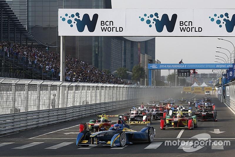 Exclusif - L'Australie et Hong Kong aux portes de la Formule E