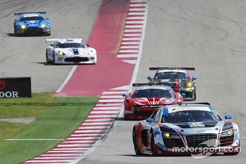 赛道使用界限:赛车底线到底在哪?