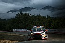 Rally France: SS2 cancelled due to torrential rain