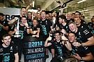 Выиграв титул, в Mercedes потеряли 76,9 млн фунтов