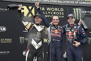 World Rallycross Preview Petter Solberg et Peugeot-Hansen veulent se mettre à l'abri