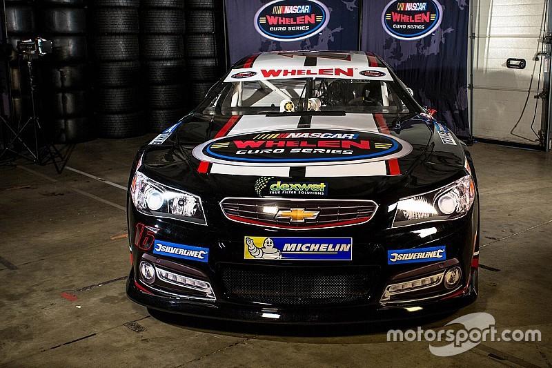 new nascar euro car design unveiled for 2016