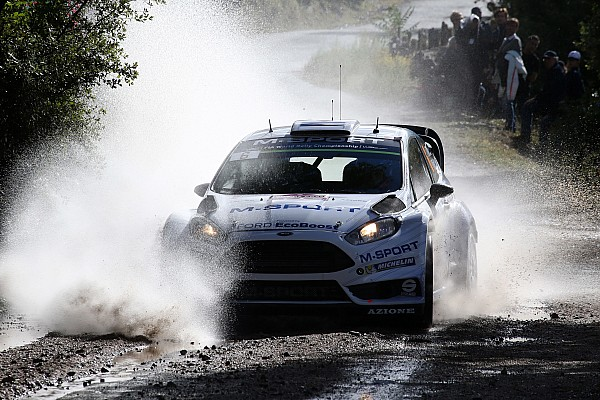 Evans in the hunt for Tour de Corse victory