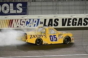 NASCAR Truck Race report John Wes Townley wins his first NASCAR race