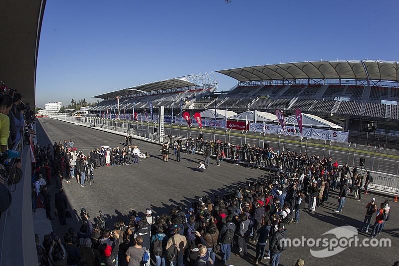 Autódromo Hermanos Rodríguez está pronto para receber F1