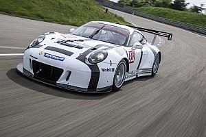 VLN Actualités Débuts en compétition imminents pour la nouvelle Porsche 911 GT3-R