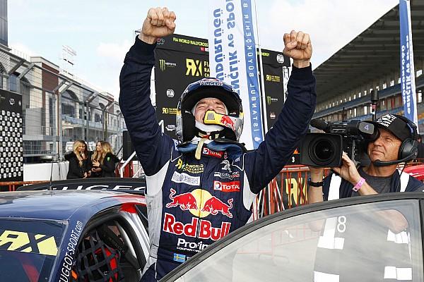 Rallycross-WM Timmy Hansen holt sich den Sieg in Istanbul