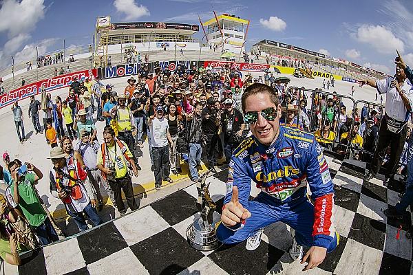 NASCAR Mexico Gana Rubén García Jr. la primera del Desafío