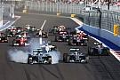 Pirelli ne sait pas encore tout du tracé de Sotchi