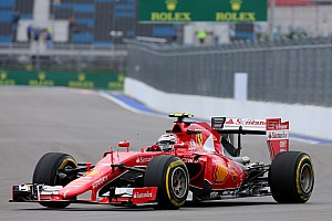 F1 Noticias de última hora Räikkönen se concentra en el sábado