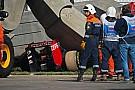 Субботняя гонка GP3 в Сочи отменена
