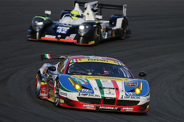 6 Hours of Fuji: The Ferrari of Bruni and Vilander back to winning ways