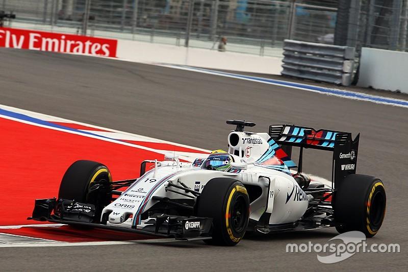 Massa considera que podía estar en el podio