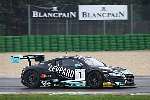 Blancpain Sprint Race report Two more titles and a 'near miss' for the Team WRT in Zandvoort's finale