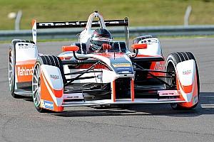 Formule E Contenu spécial Guide saison 2 - Mahindra, tout à gagner après des débuts difficiles